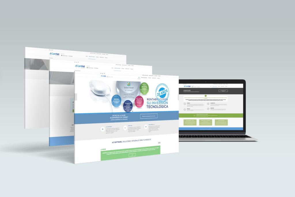 Comnet consultores - Consultora tecnológica